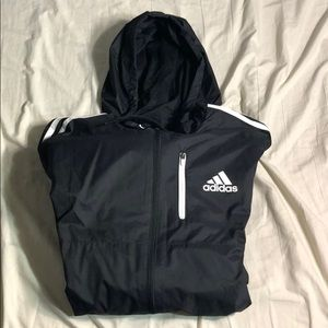 Adidas light weight jacket